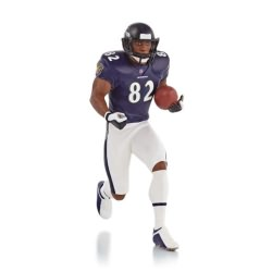 2013 Football - Shannon Sharpe - Baltimore Hallmark Ornament