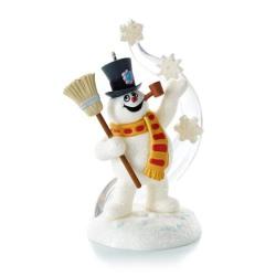 2013 Frosty The Snowman - Magic In The Air Hallmark Ornament