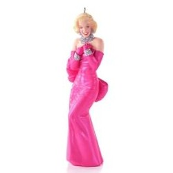 2013 Gentlemen Prefer Blondes Hallmark Ornament