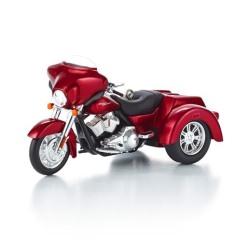 2013 Harley #15 - 2011 Street Glide Trike Hallmark Ornament