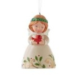 2013 Heavenly Belles #1 Hallmark Ornament