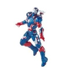2013 Iron Man 3 - Iron Patriot Hallmark Ornament