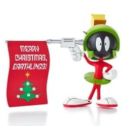2013 Looney Tunes - Merry Christmas Earthlings Hallmark Ornament