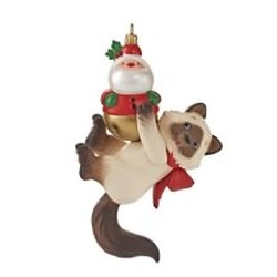2013 Mischievous Kittens #15 Hallmark Ornament