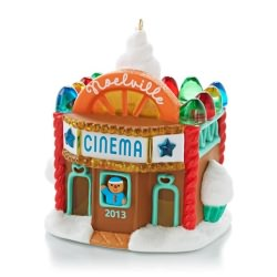 2013 Noelville #8 - Cinema Hallmark Ornament