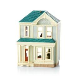 2013 Nostalgic Houses #30 - Stately Victorian Hallmark Ornament