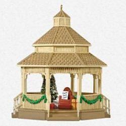 2013 Nostalgic Houses - Gazebo - Limited Hallmark Ornament