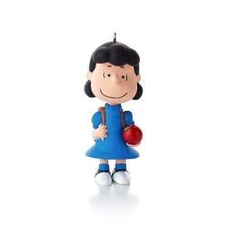 2013 Peanuts # 2 - All Set For School Hallmark Ornament