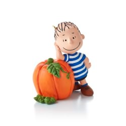 2013 Peanuts # 3 - Waiting For The Great Pumpkin Hallmark Ornament