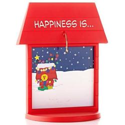 2013 Peanuts Happiness Is - Display Stand Hallmark Ornament