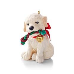 2013 Puppy Love #23 Hallmark Ornament