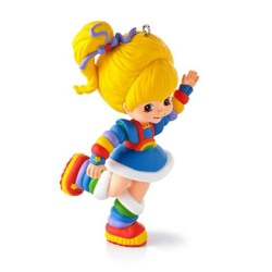 2013 Rainbow Brite Hallmark Ornament
