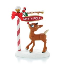 2013 Rudolph - North Pole Pals Hallmark Ornament