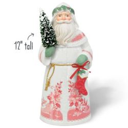 2013 Santas From Around The World - England Tabletop Hallmark Ornament