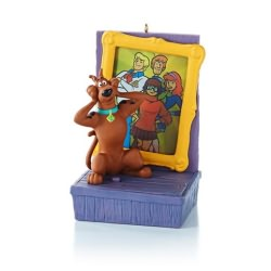 2013 Scooby Doo - Jeepers! It's The Creeper! Hallmark Ornament