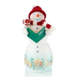 2013 Snowtop Lodge #9 - Melody I. Singsweet Hallmark Ornament