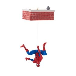 2013 Spider-man - Here  Comes The Spider-man! Hallmark Ornament