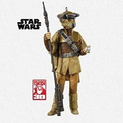 2013 Star Wars - Boushh - Limited Hallmark Ornament