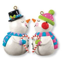 2013 Tis The Seasoning - Salt And Pepper - Club Hallmark Ornament
