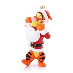 2013 Winnie The Pooh - A Bounci-ful Christmas! Hallmark Ornament