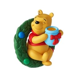 2013 Winnie The Pooh - A Hunny Of A Holiday Hallmark Ornament