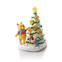 2013 Winnie The Pooh - O Hunny Tree Hallmark Ornament