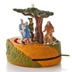 2013 Wizard Of Oz - Lions And Tigers And Bears Hallmark Ornament