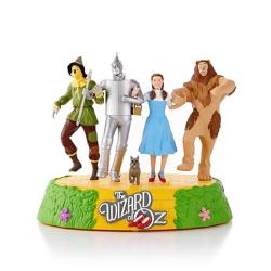2013 Wizard Of Oz - We're Off To See The Wizard - 75th Anniv Hallmark Ornament