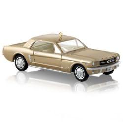 Classic American Cars Hallmark Ornaments
