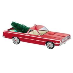2014 All American Truck #20 - 1968 Ford Ranchero Gt Hallmark Ornament