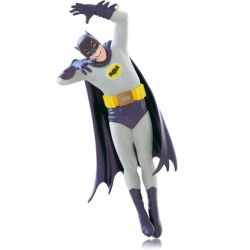2014 Batman - Holy Hit Tv Show Batman Hallmark Ornament