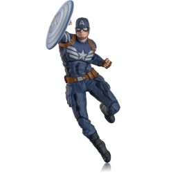 2014 Captain America - The Winter Soldier Hallmark Ornament