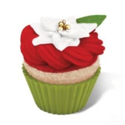 2014 Christmas Cupcakes - Sweet Surprise Hallmark Ornament
