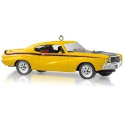 2014 Classic Cars #24 - 1970 Buick Gsx Hallmark Ornament