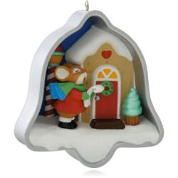 2014 Cookie Cutter Christmas #3 - Caroling Hallmark Ornament