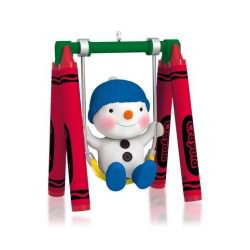 2014 Crayola - In The Swing Of  Things Hallmark Ornament