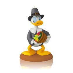 2014 Disney # 4 - Thankful Donald Hallmark Ornament