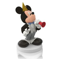 2014 Disney # 6 - Mickeys New Year Hallmark Ornament