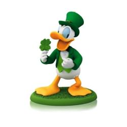 2014 Disney # 8 - Lucky Donald Hallmark Ornament