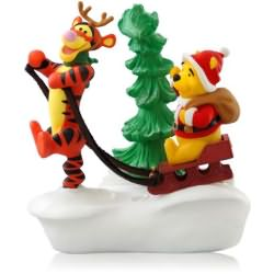 2014 Disney - Bouncing All The Way Hallmark Ornament