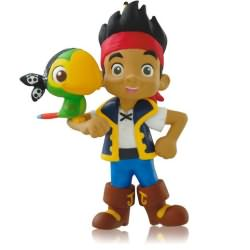 2014 Disney - Jake And Skully Set Sail Hallmark Ornament
