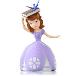 2014 Disney - Sofia The First Hallmark Ornament