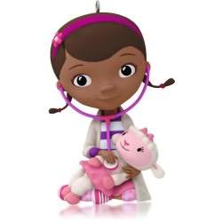 2014 Disney - The Doc Is In Hallmark Ornament