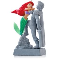 2014 Disney - The Little Mermaid - 25th Anniversary Hallmark Ornament