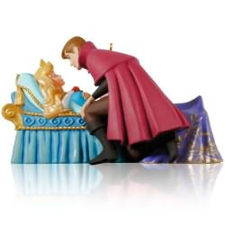 2014 Disney - True Loves Kiss - Sleeping Beauty Hallmark Ornament