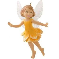 2014 Fairy Messengers #10 - Daffodil Hallmark Ornament
