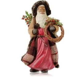2014 Father Christmas - African American Hallmark Ornament