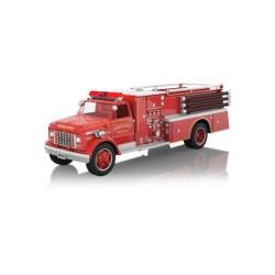 2014 Fire Brigade #12 - 1971 Gmc Fire Engine Hallmark Ornament
