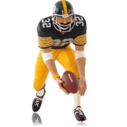 2014 Football - Franco Harris - The Immaculate Reception Hallmark Ornament