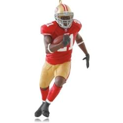 2014 Football - Frank Gore Hallmark Ornament